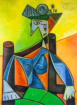 Picasso Selfies - Albany Museum of Art